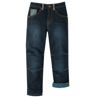 Frugi-Jeans-Jimmy-dark wash denim-(Gr.1-10 Jahre)