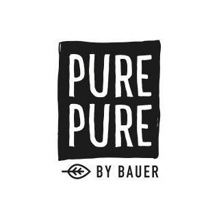 purepure by BAUER- Mini-Stirnband- W/S/BW- Gr.49-55