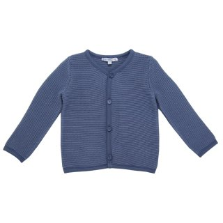 Enfant Terrible- Strickjacke- taubenblau- Gr.86-92